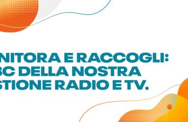 Monitoring radio e TV